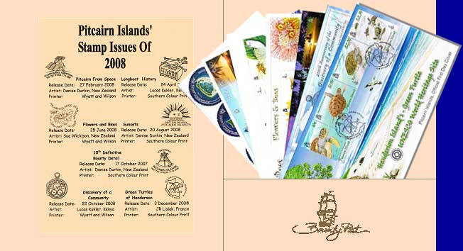 2008 FDC Annual Collection