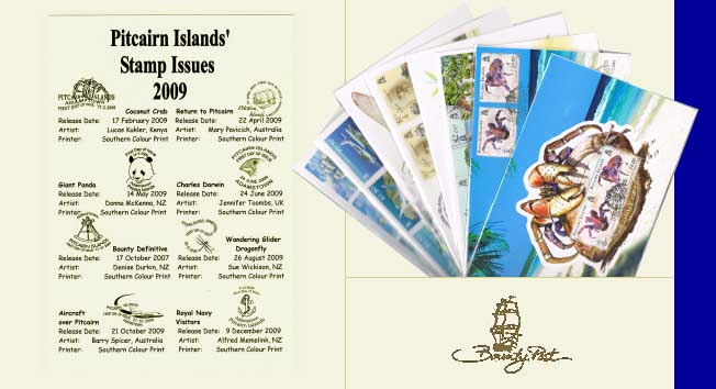 2009 FDC Annual Collection