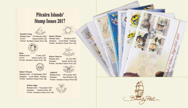 2017 FDC Annual Collection