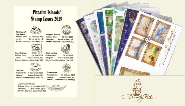 2019 FDC Annual Collection