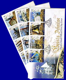2013 FDC Annual Collection
