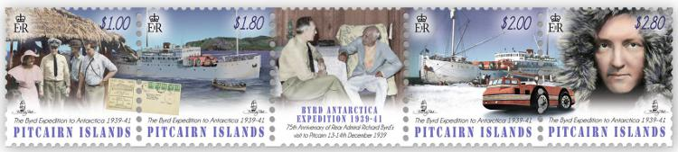 Byrd Expedition Visit