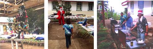 Pitcairn Christmas photos