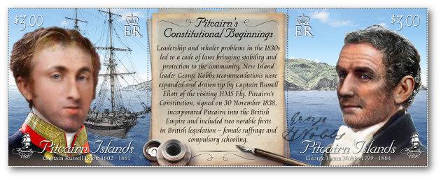 Pitcairn's Constitution