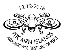 Pitcairn from the Air Datestamp