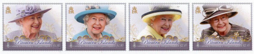 HM Queen Elizabeth II 90th Birthday