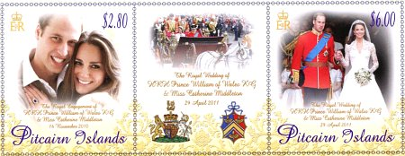 The wedding of HRH Prince William and Catherine Middleton