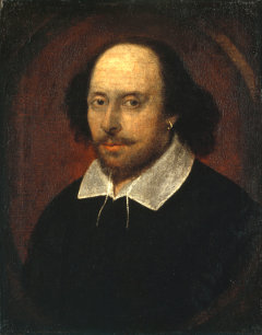 William Shakespeare 1564-1616