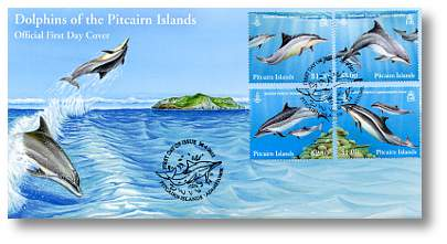 dolphins FDC